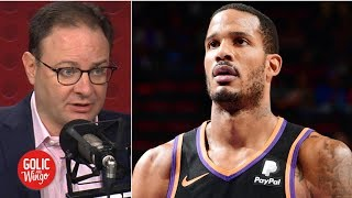 Lakers weren't willing to part with any young players for Trevor Ariza - Woj | Golic & Wingo
