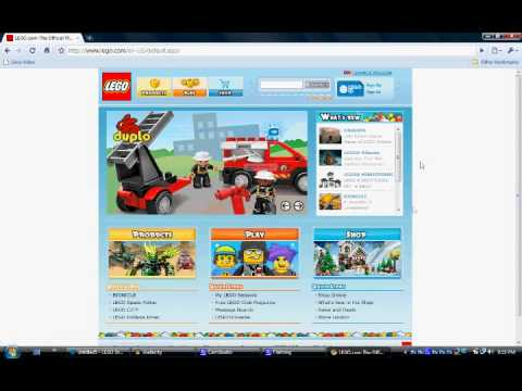 Lego Digital Designer Tutorials ~ How to download LDD - YouTube