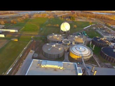 Hamilton Globe Drone (Max Phantom 3 Standard max distance 1640 Feet)