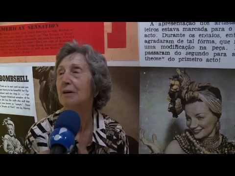 REDE TV! NEWS, REPORTAGEM ESPECIAL FRANZ VACEK - CARMEM MIRANDA