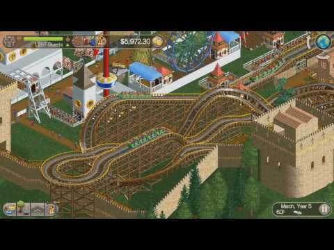 Roller Coaster Tycoon Classic: A Perfect Port (Review)