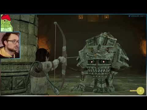 rage-de-dents---shadow-of-the-colossus-#7--benzaie-live