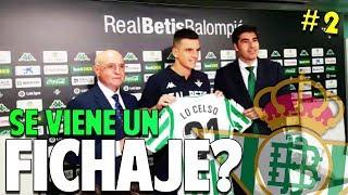 NUESTRO PRIMER FICHAJE TOP ?? #2 Real Betis | FIFA 19 Modo Carrera Manager Temp. 1