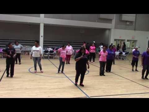 Gospel - WAR LIne Dance
