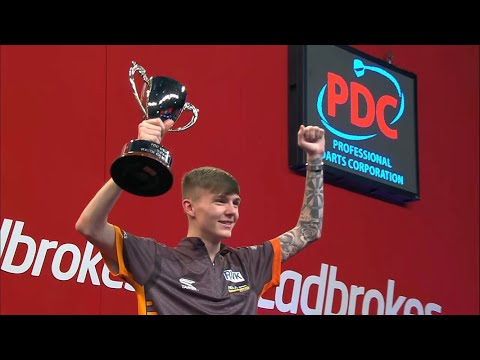 """Bradley Brooks on winning the World Youth Championship: """"I showed the bottle to get over the line"""""""