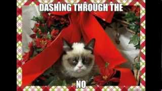 Grumpy Cat Christmas Memes With Xmas Music