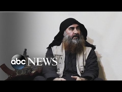 ISIS leader reportedly died in raid carried out by US forces in Syria | ABC News