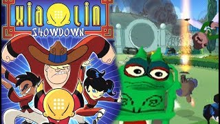 Xiaolin Showdown Gameplay (XBOX, PS2, PSP)