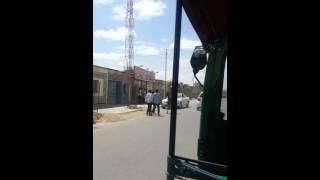Riding Bashash in Laascaanod