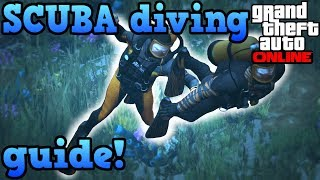 SCUBA diving! - GTA Online guides