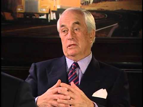 Roger Penske Interview on Leadership