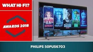 Philips 50PUS6703: Best 49-50in TV under £500
