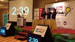 MIGHTY MINDS MALAYSIA 2012 NATIONAL CHAMPION