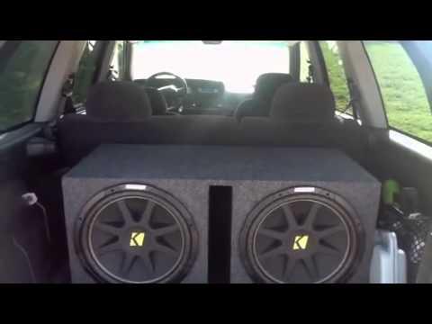 Kicker 15: Car Subwoofers | eBay