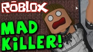 CRAZIEST MURDER in ROBLOX! (Murder Mystery 2 Funny Moments)