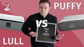 Lull vs Puffy Mattress - Which Foam Mattress Is Right For You?