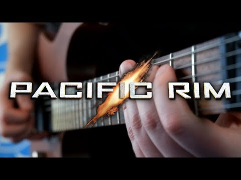Pacific Rim Theme on Guitar
