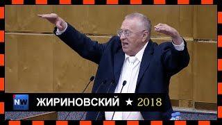 Жириновский-Что за страна такая дикая.  21.08.2018