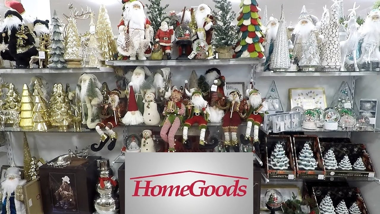 home goods christmas 2018 christmas shopping ornaments decorations home decor