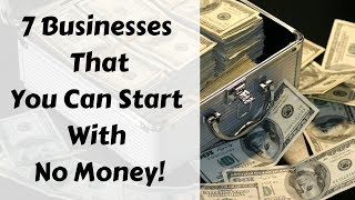 How to Start a Business with No money in Kenya