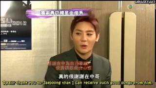 [eng sub] XIA Junsu Hong Kong TVB Interview