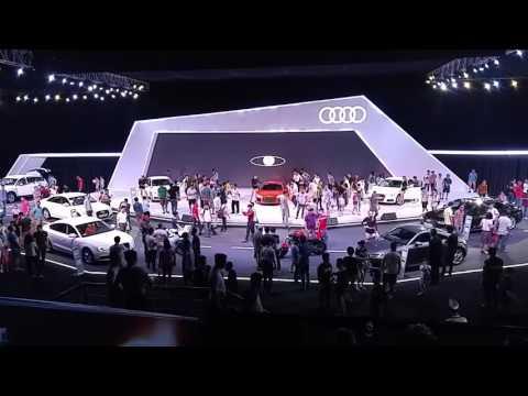 Triển lãm xẽ hơi audi Event Audi progressive viet nam 2016