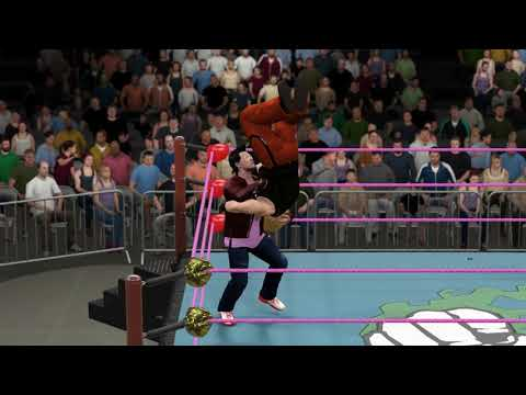 Pro Wrestling Girugamesh Episode 9 - Match 5: PWG Excalibur Championship Defense