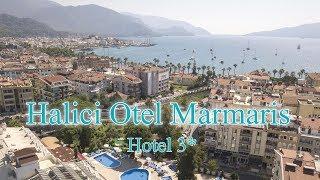 Halici Hotel 3 Турция Мармарис Обзор отеля 2019