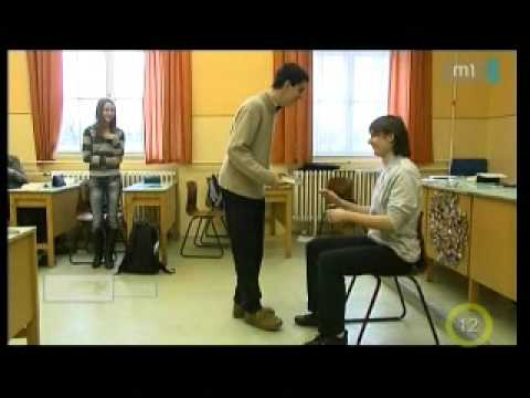 Hungarian Television News Report -  Common Purpose thumbnail