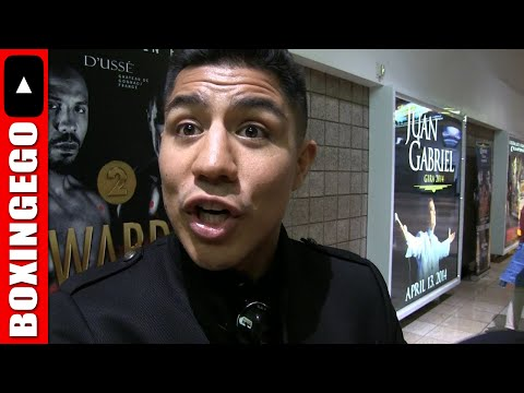 JESSIE VARGAS REVEALS MANNY PACQUIAO'S BEST WEAPON REACTS TO ROACH SAYING HE'S BETTER THAN JEFF HORN