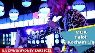 MEJK - Heloł Kocham Cię (LIVE) Sydney Klub Zarzecze (Disco-Polo.info)