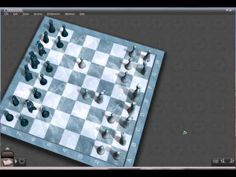 Marble Chess Sets Prepackaged in Chessmaster Grandmaster Edition