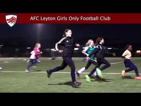Girls Only Football Club East London - New Player Trials