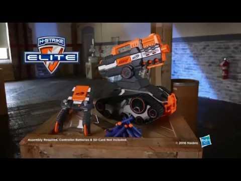NERF N-Strike Elite TerraScout | Toys R Us Canada - YouTube
