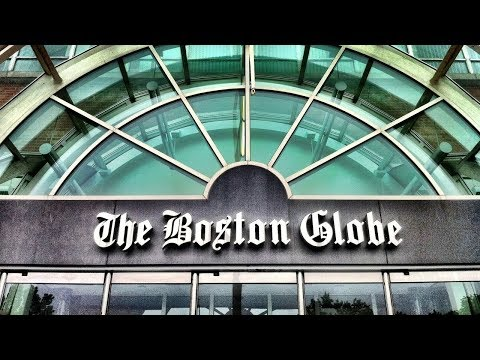 Flat Earth Clues Interview 128 - The Boston Globe - Mark Sargent ✅