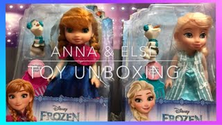 Anna and Elsa | Toy Unboxing | Come Play
