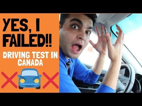 Getting A Driving License In Canada | Tips And Tricks