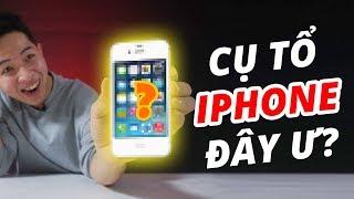 THỬ DÙNG iPHONE 4S Ở NĂM 2019... QUÁ HOÀI NIỆM!!!