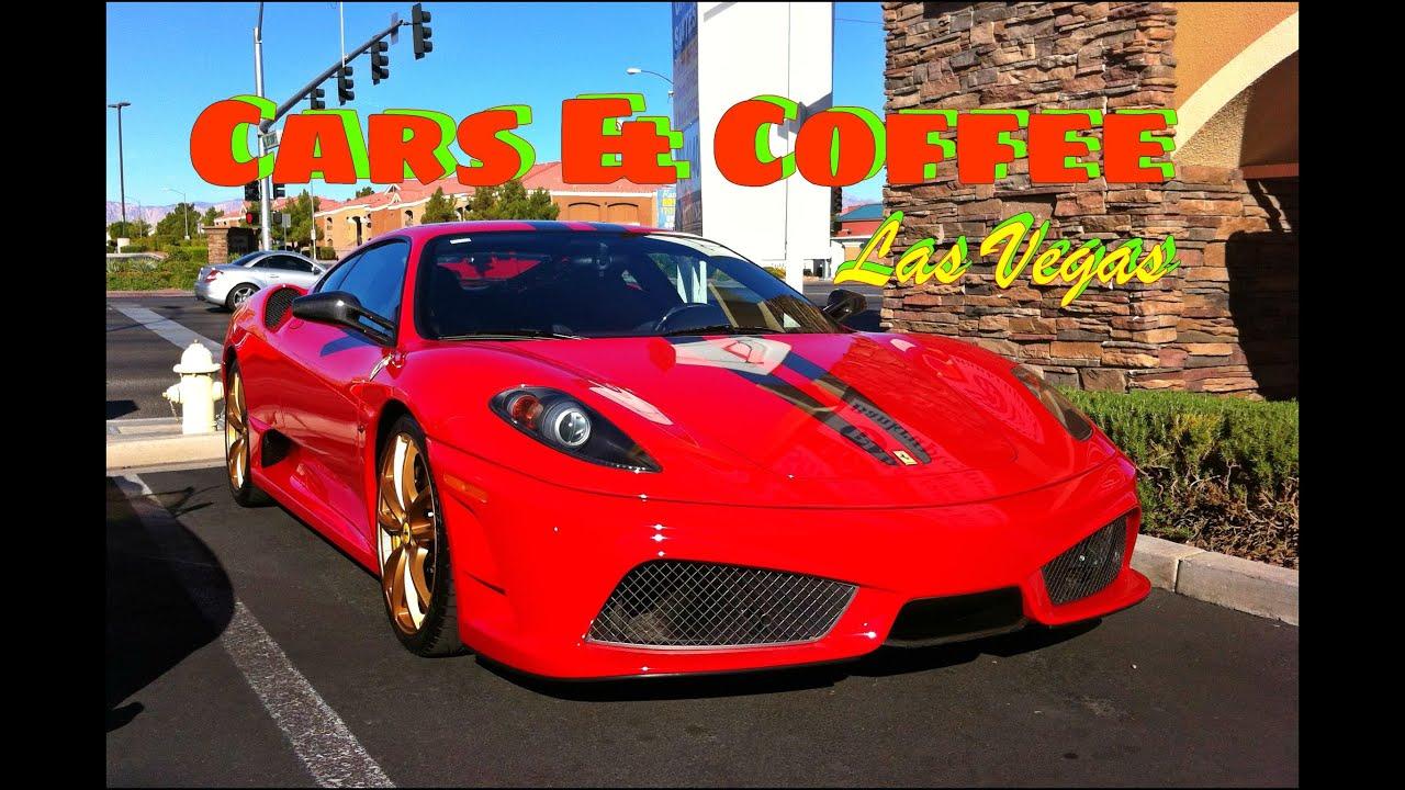 Cars & Coffee Las Vegas NV - YouTube