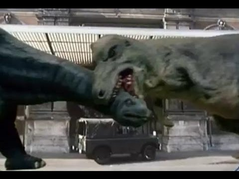 Special Feature: Dinosaur FX Doctor Who - Invasion of the Dinosaurs