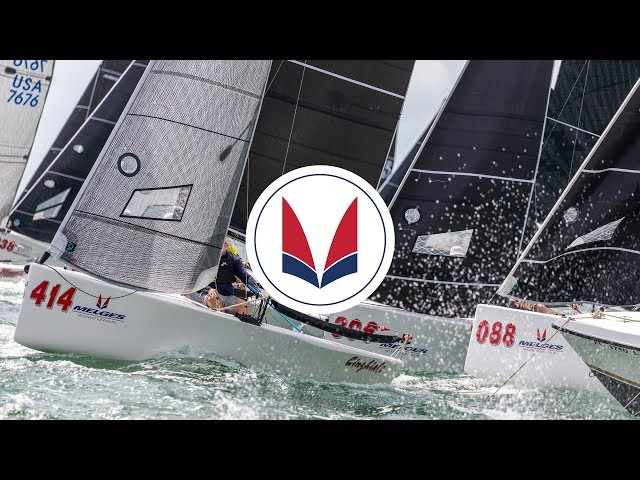 2019 Melges 20 Worlds — Let's go for a ride!