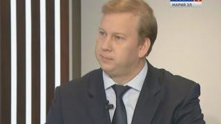 Интересы Республики - Мэр Йошкар-Олы Павел Плотников