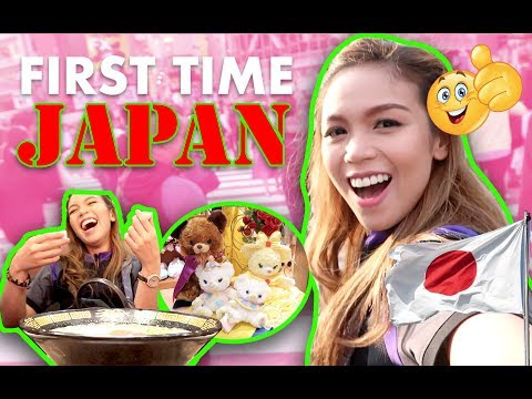 FIRST TIME SA JAPAN! - candyloveart