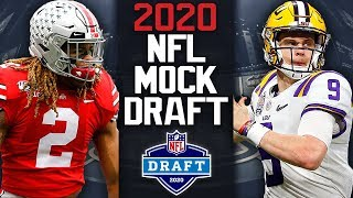 2020 NFL Mock Draft | 2 Person Mock Draft!
