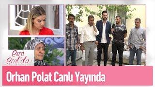 Pelin Su'yu kaçırdığı iddia edilen Orhan Polat canlı yayında - Esra Erol'da 27 Mayıs 2019