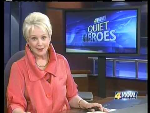 Quiet Heroes with Sally-Ann Roberts on WWL June 7, 2011