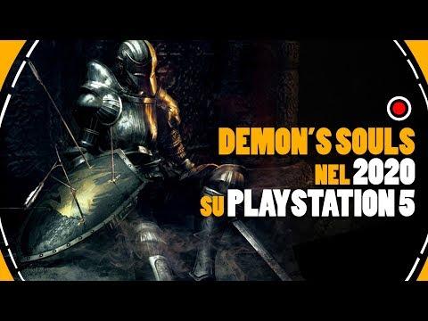 Demon's Souls REMAKE Su PS5 Nel 2020?