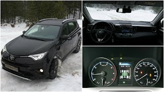 Toyota Rav4 - движение с комментариями на Тойоте Рав4 (4K, UHD)(Обзор от первого лица обновленного кроссовера от Тойоты. Этот тест не раскрывает полностью характер автомо..., 2016-02-18T06:30:01.000Z)