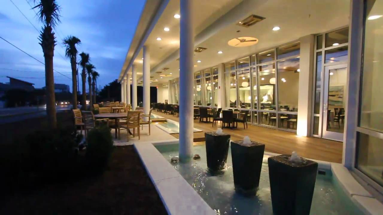 V Restaurant In Seagrove Beach Florida