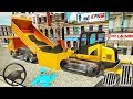 Construction Vehicles - Excavator Simulator 2018 City Road Real Builder - Best Android Gameplay